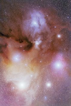 Rho Ophiuchi and Antares with FSQ-106ED and Reducer QE 0.73x May 2009 | by hirocun