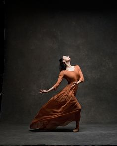 Veronika Part, Principal dancer, American Ballet Theatre, NYC Dance Project.