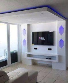 270 idees de meuble tv placo en 2021