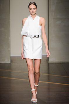 Gianfranco Ferré Spring 2013 Ready-to-Wear Fashion Show - Agne Konciute