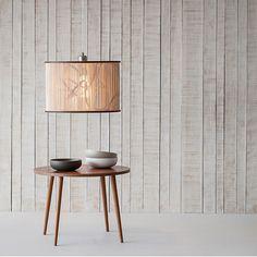 Skulpturale Wohnaccessoires aus Holz vom Designer Tom Raffield aus Cornwall