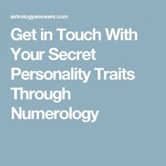 Accurate Numerology Calculations   NumerologyAstrology