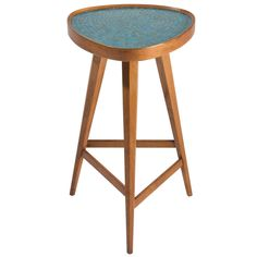 Dunbar Murano Tiled Occasional Table by Edward Wormley