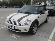 white mini Cooper | 2008 Pepper White Mini Cooper Hardtop #27544670 | GTCarLot.com - Car ...
