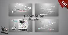 Website/Product/App Promotion Pack