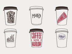 Innamorarsi in cucina: Coffee Cups of New York City