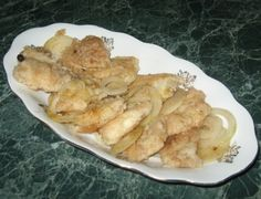 RYBA SMAŻONA - W ZALEWIE OCTOWEJ Polish Recipes, My Recipes, Fish And Seafood, Slow Cooker Recipes, Poland, Toast, Articles, Breakfast, Ethnic Recipes