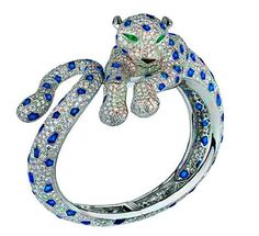 Tendance Bracelets  Cartier panther bracelet