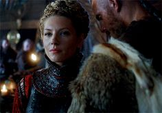 Bjorn and Lagertha