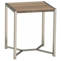 WHI 'Polo' Accent Table - Driftwood | Sears Canada