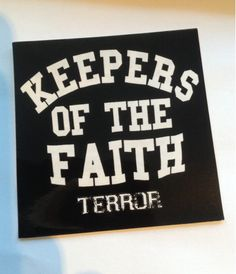 Terror - LA #terror #keepersofthefaith