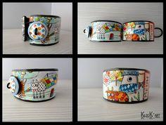 Bracelet vache by Klick Art