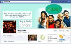 Meet FOAF Facebook page (https://www.facebook.com/meetfoaf)