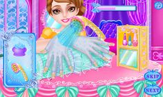 Salon Spa Princesse Manucure– Capture d'écran