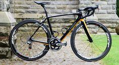 Michał Kwiatkowski's Specialized S-Works McLaren Tarmac, Tour de France - 2014