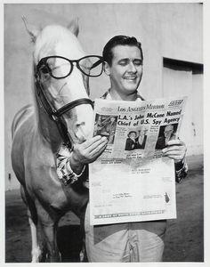The Famous Mr. Ed #talking #horse #TV show