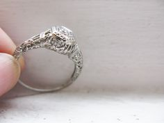 I have my Grandmothers ring and it looks just like this....:)