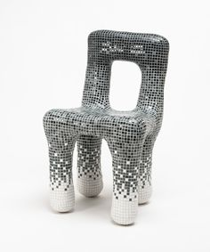 Philipp Aduatz & incremental3d Experiment with Construction Materials During the Furniture Design Process - Core77