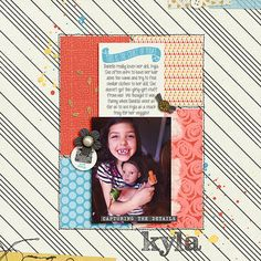 Kit: On My Desk by Sugarplum Paperie  //  Template: Project 2015 6x8 Templates Vol.1 by Wishing Well Creations
