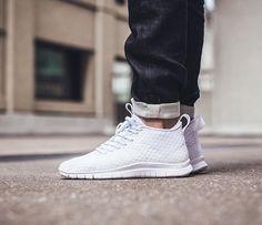 Nike Free Hypervenom White. March2016.