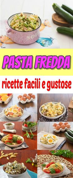 New Pasta Cold Comfort Foods Ideas Baked Recipes Vegetarian, Easy Sausage Recipes, Healthy Crockpot Recipes, Healthy Pastas, Easy Healthy Dinners, Quick Easy Meals, Cold Pasta Recipes, Pasta Dinner Recipes, Best Pasta Dishes