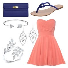 """""""Chic"""" by kaylaherring97 on Polyvore featuring TFNC, Hermès, Corso Como, Stephen Webster and Bling Jewelry"""