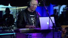 Duke Dumont - My Love in the Live Lounge (+playlista) - great Kelli-Leigh!