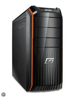 De Acer Predator G3620-GTX660 is uitgerust voor extreme gaming!
