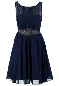 Little Mistress - Cocktailkleid / festliches Kleid - navy                                                                                                                                                                                 Mehr