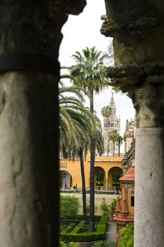 Snapshots from Seville
