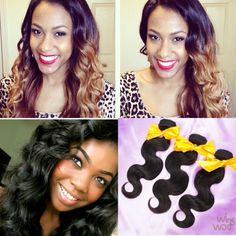 35% OFF Sale!!   Gorgeous Brazilian Body wave. Virgin Hair!!   Natural color can be dyed!!!   FREE Shipping!!!