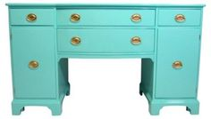 Finch Bow-Front Lacquered Buffet | Classic Combination | One Kings Lane