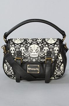Loungefly 'The Skull Magic Bag'. I'm a sucker for Loungefly bags!