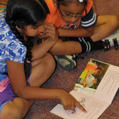 """-- """"Paired Reading"""" helps begining readers develop fluency through structured one-on-one reading sessions. Reading Aloud, Reading Help, Reading Fluency, Reading Strategies, Read Naturally, Reading Buddies, Balanced Literacy, High Frequency Words, Feelings And Emotions"""