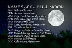 Pagan, Wicca, Vocabulary, Event Calendar, Astronomy, Full Moon, Hollywood, Friday, Events