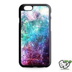 Colorful Nebula Art iPhone 6 Case | iPhone 6S Case