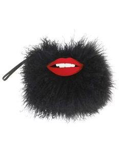 """mongolian hair 'Lip' bag"" https://sumally.com/p/193404?object_id=ref%3AkwHOAAZQJoGhcM4AAvN8%3ARR0R"