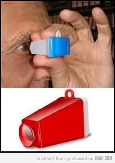 Picture Viewfinders - i remember these. Had to buy a souvenir on vacation.