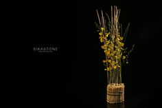 Contemporary floral design/Pim van den Akker in SIKASTONE 2016.7