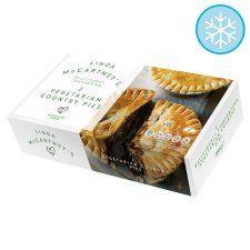 Linda Mccartney 2 Vegetarian Deep Dish Country Pies 380G £2 all supermarkets