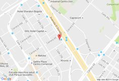 Cámara de Comercio de Bogotá - Sede y Centro Empresarial Salitre!