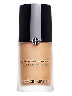 Giorgio Armani Luminous Silk Foundation | allure.com