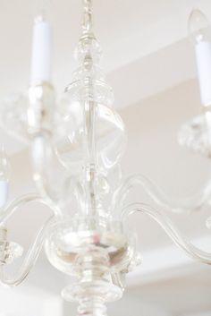 Tour the Bright White Kitchen of Style Me Pretty's Abby Larson via @mydomaine