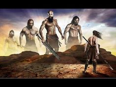 A Biblical study of Nephilim King Og of Bashan and the wars fought against giants after the flood to save human DNA and the bloodline of Christ. Nephilim Giants, Nephilim Bones, History Of Wine, Genesis 6, Book Of Job, Mythical Creatures, Ancient History, Archaeology, Mythology