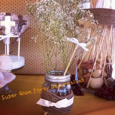 Communion centerpiece Follow us on FB!