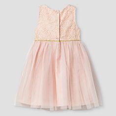 1fb43c2463317 Toddler Girls' Ballerina Dress Cream - Cat & Jack™ : Target Cream Cat