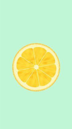 Minimalistic Lemon ★ Find more fruity #iPhone + #Android #Wallpapers and #Backgrounds at @prettywallpaper