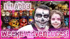 Subscribe for more weekly adventures! - https://www.youtube.com/channel/UCFthz4O8Xm578cFUsVQqClQ It was Halloween for the entire month of October for LiL Abby.  We've visited a lot of cool places.  To end the month we went to Olvera Street in Downtown los angeles for the Dia De Los Muertos festival.  It was amazing.  Beautiful shops with the cutest miniature kitties and puppies.  Plus we can an incredible show.  Abby loved it!  We then went to Larchmont Street where they closed the entire…