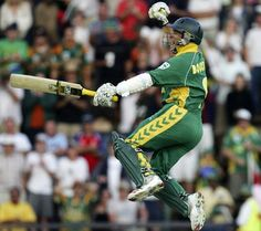 Mark Boucher... A legend
