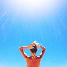 Soak up the sun!